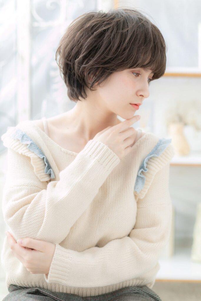 中田愛(ディレクタースタイリスト  mod's hair上尾西口店)