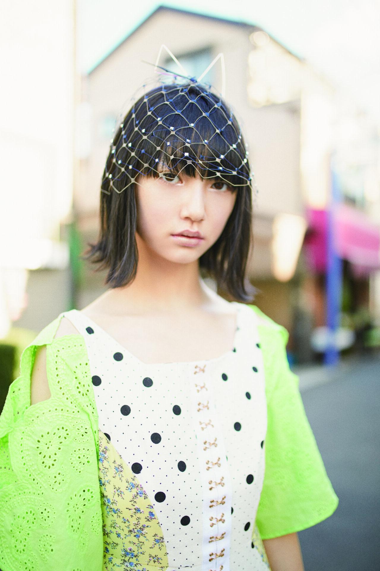 ihme『issue6』 (sentimental)インタビュー モデル・女優:小宮山 莉渚